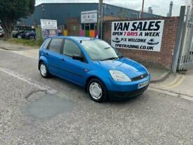 image for 2004 54 FORD FIESTA 1.2 FINESSE 16V 5D 74 BHP**LOW MILES**