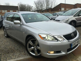 ✿07-Reg Lexus GS 300 3.0 SE-L AUTOMATIC 4dr ✿FULLY LOADED SPEC ✿NICE EXAMPLE✿