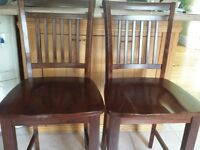 Kitchen/bar wooden stools for sale