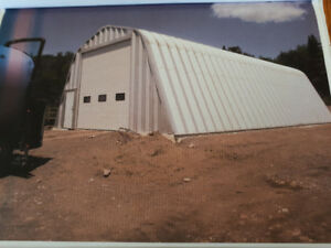 Garage or warehouse for rent