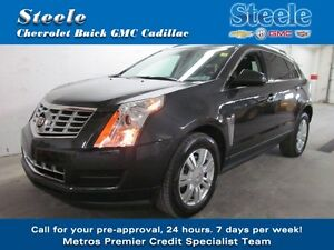 2015 Cadillac SRX 3.6L AWD Luxury Collection
