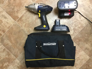 18volt cordless impact wrench