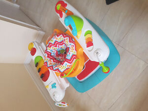 Fisher price 4-in-1 step and play piano