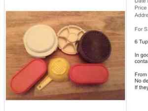 Tupperware Magnets