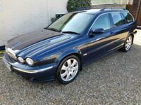 2006 Jaguar X-Type 2.5 V6 SE 5dr Auto Estate Petrol Automatic
