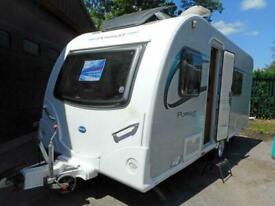 2015 Bailey Pursuit 430-4 - 4 Berth Touring caravan