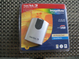 NEW ScanDisk Image Mate 12-in-1 USB 2.0 Flash Memory Card Reader