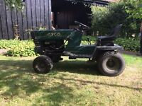Atco ride on tractor mower