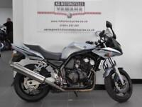 03 REG YAMAHA FZS 600 FAZER IN REALLY GOOD CONDITION FOR YEAR AND MILES