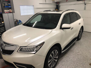 2015 Acura MDX with Tech package
