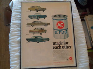 OLD CHEVY CLASSIC CAR ADS Windsor Region Ontario image 8