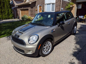 2008 MINI Cooper S 6-speed