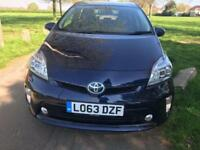 Toyota Prius 1.8 Hybrid ( Leather ) 2014 T Spirit FULL SERVICE toyota warranty