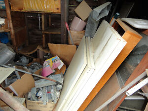 PRIVATE AUCTION - LOT #1 - EVERYTHING IN SHED