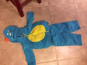 Carters 6-9 month monster costume