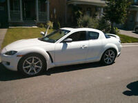 MOVING SALE! 2007 Mazda RX-8 GT Coupe (2 door) $13000 OBO