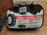 Tire Chains - Sierra Cable Link