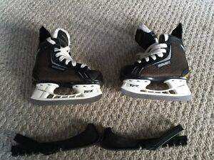 Bauer Youth Size 9 Skates Peterborough Peterborough Area image 2