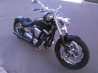 03 Yamaha Road Star Custom