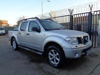 NISSAN NAVARA 2.5 dCi AVENTURA | PICK UP | DOUBLE CAB | 4WD | 2007 MODEL