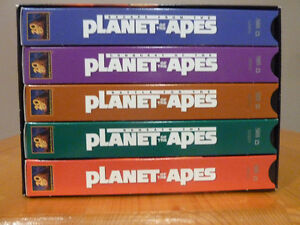 Planet Of The Apes - VHS