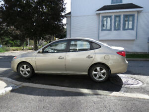 Hyundai Elantra 2008 Limited automatique , 155,000KM