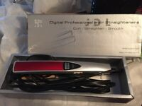Ceramic hair straighteners, bought in USA for $100