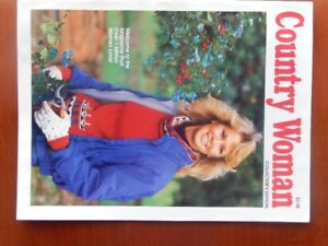 1991 Collectors Edition of Country Woman