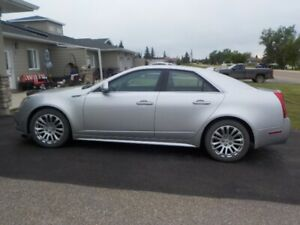 For sale 2010 Cadillac CTS 4 with low kms