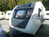 2014 Sterling Eccles Ruby - 4 Berth Touring Caravan
