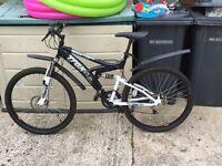Unisex mountain bike