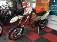 2011 60 KTM XC 449CC 450 XC