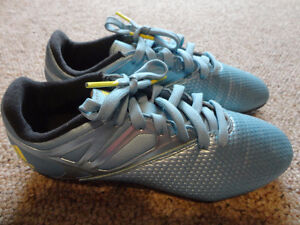 Adidas soccer cleats, (Messi 15.3 series) Boys size 5 $20 obo