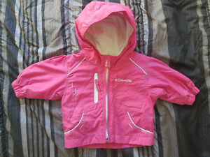 Columbia Jacket size 6 months
