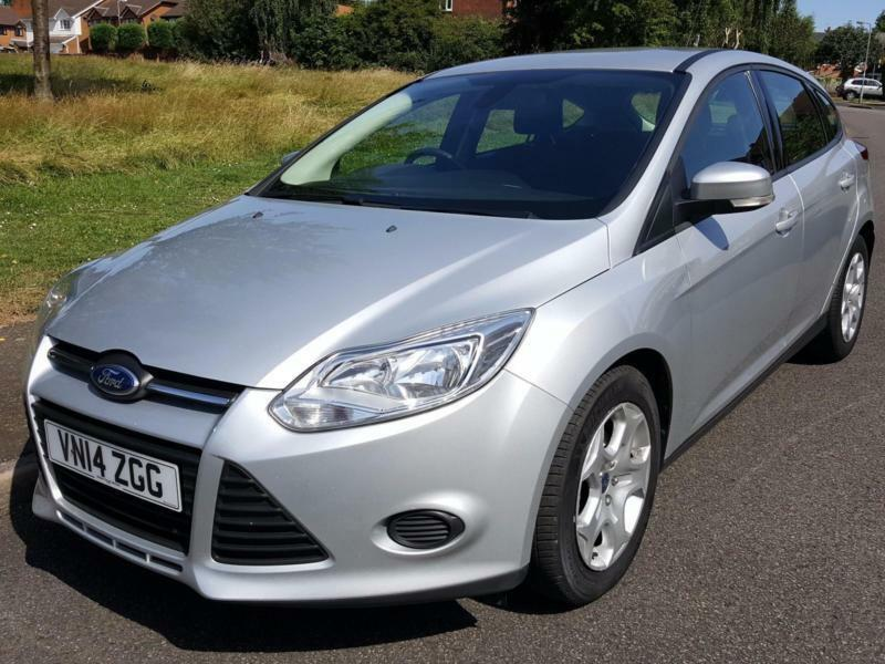Ford Focus 16TDCi 2014 Edge FULL SERVICE HISTORY 1 COMPANY OWNER