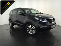 2013 63 KIA SPORTAGE 3 CRDI DIESEL 1 OWNER SERVICE HISTORY FINANCE PX WELCOME