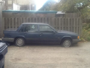 1991 Volvo 740 Sedan Must Sell Today!!!