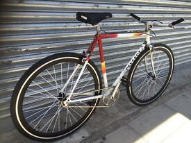 PEUGEOT CUSTOM SINGLE SPEED BIKE SIZE 54CM