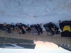 2003-08 rev ski-doo covers only 2 left