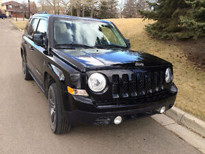 2015 JEEP PATRIOT HIGH ALTITUDE SUV. FULLY LOADED!