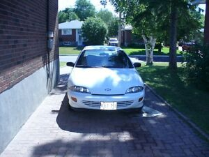 1999 Chevrolet Cavalier Sedan