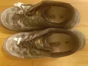 Men's CAT Steel toed shoes