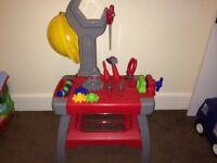 Toddlers Workbench