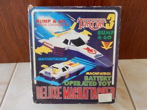 Machattacker 1980s toy
