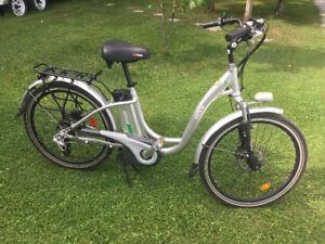 Vélo électrique Vélec