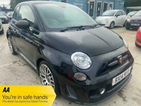 image for 2014 Abarth 595 1.4 T-Jet Competizione 3dr Hatchback Petrol Manual