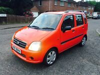 2006 SUZUKI WAGON R 1.2L 5-DOOR 43k MOTD TIL JAN 2017 £1100