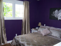3 BEDROOM, VERY CLEAN NICELY FURNISHED HOME