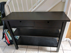 Ikea Walnut Credenza : Ikea sideboard kijiji in ontario buy sell save with