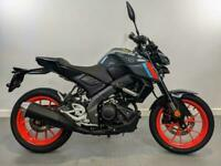 YAMAHA MT-125 2021 - NOW IN STOCK